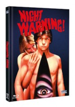 Jaquette Night Warning (Blu-ray + DVD) - Cover B