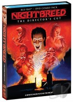 Jaquette Nightbreed: The Director's Cut (Bluray / DVD Combo