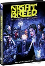 Jaquette Nightbreed: The Director's Cut (Limited Edition)