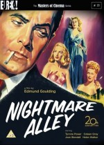 Jaquette Nightmare Alley