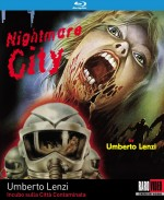 Jaquette Nightmare City