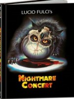 Jaquette Nightmare concert (DVD+Blu-Ray) - Cover A