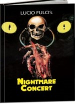 Jaquette Nightmare concert (DVD+Blu-Ray) - Cover B