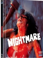 Jaquette Nightmare (Cover D) EPUISE/OUT OF PRINT