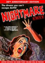 Jaquette Nightmare in a Damaged Brain EPUISE/OUT OF PRINT