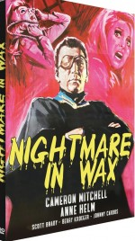 Jaquette Nightmare in Wax