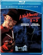 Jaquette Nightmare on Elm Street 2 & 3