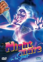 Jaquette Nightmare on the Street