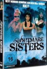 Jaquette Nightmare Sisters