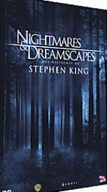 Jaquette Nightmares and Dreamscapes