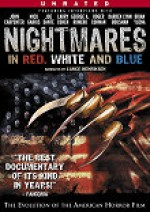 Jaquette Nightmares in Red, White and Blue: The Evolution of the American Horror Film