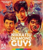 Jaquette Nikkatsu Diamond Guys: Vol. 1 (3-Disc Special Edition) (Blu-ray + DVD)