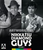 Jaquette Nikkatsu Diamond Guys: Vol. 2 (3-Disc Limited Special Edition)
