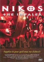 Jaquette Nikos the Impaler EPUISE/OUT OF PRINT
