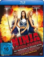 Jaquette Ninja Cheerleaders