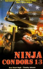 Jaquette Ninja Condors 13 - Limited 99 Edition (Cover A)