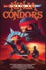 Jaquette Ninja Condors 13 - Limited 99 Edition (Cover B)