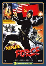 Jaquette Ninja Force (Limited Edition)