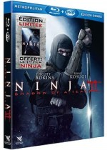 Jaquette Ninja II : Shadow of a Tear (Combo Blu-ray + DVD)
