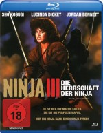 Jaquette Ninja III - Die Herrschaft der Ninja