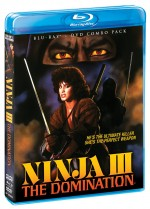 Jaquette Ninja III: The Domination