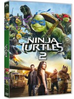 Jaquette Ninja Turtles 2