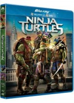 Jaquette Ninja Turtles (Combo Blu-ray + DVD)