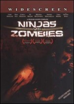 Jaquette Ninjas Vs Zombies
