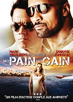 Jaquette No Pain No Gain (Combo Blu-ray + DVD)