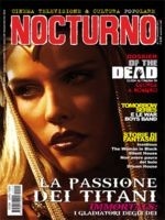 Jaquette Nocturno Cinema 111 (Dossier: Romero of The Dead)
