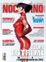Jaquette Nocturno Cinema 112 (Dossier: Spy Now)