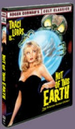 Jaquette Not of this Earth (Traci Lords) (Roger Corman Cult Classics)