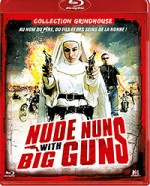 Jaquette Nude Nuns with Big Guns