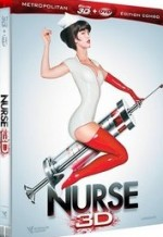Jaquette Nurse (�dition Collector Combo Blu-ray 3D + DVD)