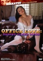 Jaquette Office Love: Behind Closed Doors