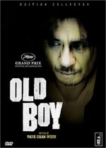 Jaquette Old Boy Edition Collector 2 DVD