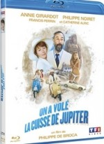Jaquette On a vol� la cuisse de Jupiter