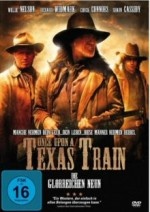 Jaquette Once Upon a Texas Train