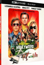 Jaquette Once Upon a Time... in Hollywood