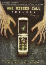 Jaquette One Missed Call Trilogy