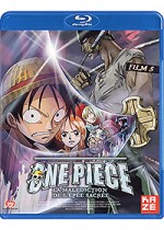 Jaquette One Piece - Le Film 5 : La Malédiction de l'épée sacrée