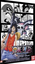 Jaquette One Piece - Le Film 9 : Episode de Chopper : Le miracle des Cerisiers en Hiver