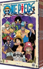 Jaquette One Piece - Thriller Bark - Coffret 3