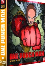 Jaquette One Punch Man - Intégrale + 6 OAV (édition Collector