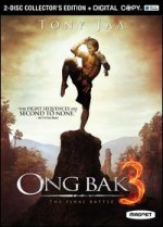 Jaquette Ong Bak 3 (Collector's Edition)