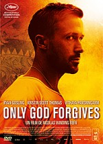 Jaquette Only God Forgives
