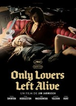 Jaquette Only Lovers Left Alive