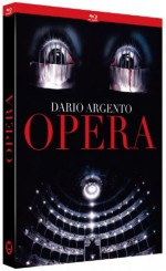 Jaquette Opera (DVD + Bluray) EPUISE/OUT OF PRINT