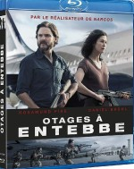 Jaquette Otages à Entebbe