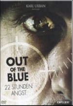 Jaquette Out of the Blue - 22 Stunden Angst